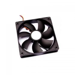 Ventilator Delux DX12CM 120 mm, Black