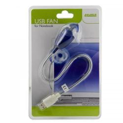 Ventilator USB 4World 05438, Blue