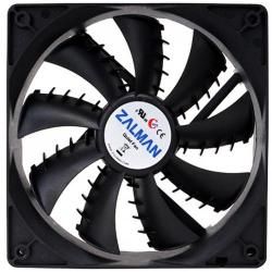 Ventilator Zalman ZM-F1 Plus(SF), 80mm, Black