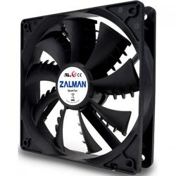 Ventilator Zalman ZM-F2 Plus(SF), 92mm, Black