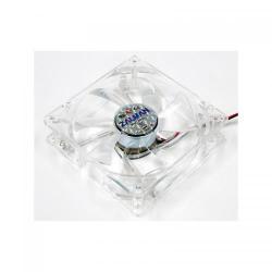 Ventilator Zalman ZM-F2BL, 92mm, Blue LED, White