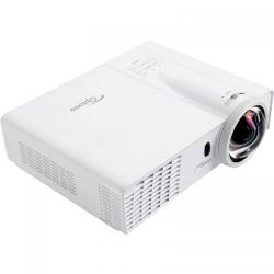 Videoproiector Optoma W305ST, White