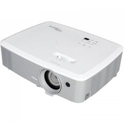 Videoproiector Optoma W344, White