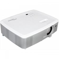 Videoproiector Optoma W400+, White