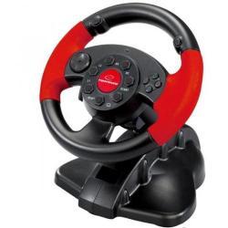 Volan cu pedale Esperanza EG103 HIGH OCTANE pentru PC/PS2/PS3
