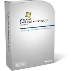 Windows Server Small Business Standard 2011 64bit English DVD 1-4CPU 5 Clienti OEM