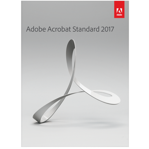 Adobe Acrobat Standard 2017 PL Windows, Retail