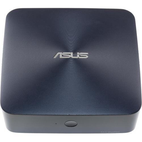 Calculator Asus VivoMini UN65U-M3355Z, Intel Core i3-7100U, RAM 4GB, HDD 1TB, Intel HD Graphics 630, Windows 10