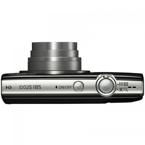 Camera foto compactaCanon IXUS 185, 20MP, Black