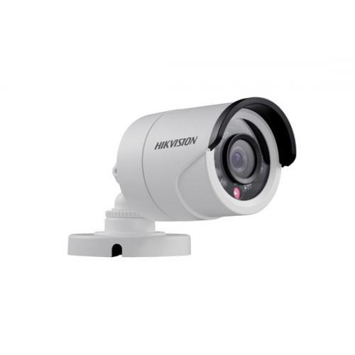 Camera HD Bullet Hikvision DS-2CE16D0T-IRF, 2MP, Lentila 2.8mm, IR 20m