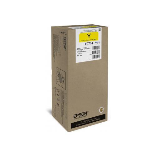 Cartus Cerneala Epson T9744 Yellow XXL C13T974400