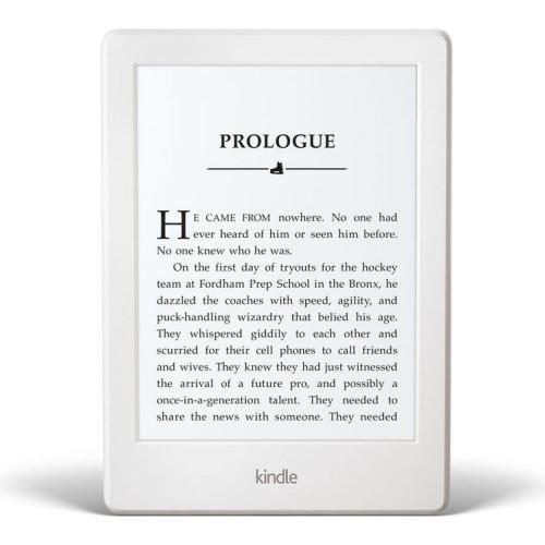 eBook Reader Amazon Kindle Paperwhite 3 2015, 6inch, White