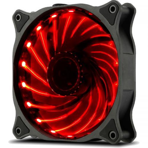 Kit ventilatoare Segotep RexGB RXGB12, 120mm, 3 x Fan
