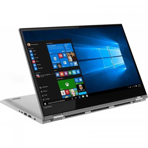 Laptop 2-in-1 Lenovo Yoga 530,  Intel Core i5-8250U, 14inch Touch, RAM 8GB, SSD 256GB, Intel UHD Graphics 620, Windows 10, Mineral Grey