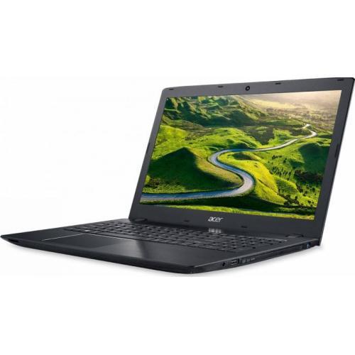Laptop Acer Aspire E5-575G-742C, Intel Core i7-7500U, 15.6inch, RAM 4GB, SSD 256GB, nVidia GeForce 940MX 2GB, Linux, Black