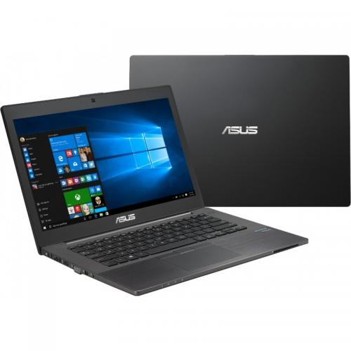 Laptop Asus B8430UA-FA0057R, Intel Core i7-6500U, 14inch, RAM 8GB, SSD 256GB, Intel HD Graphics 520, 4G, Windows 10 Pro, Dark Grey
