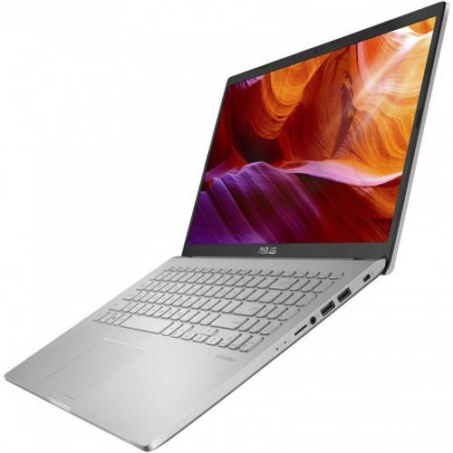 Laptop ASUS M509DA-EJ034T, AMD Ryzen 5 3500U, 15.6inch, RAM 8GB, SSD 256GB, AMD Radeon Vega 8, Windows 10, Transparent Silver