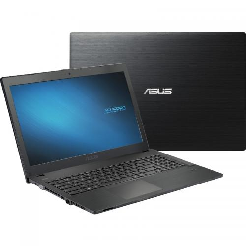 Laptop Asus P2540UA-DM0109R, Intel Core i5-7200U, 15.6inch, RAM 4GB, HDD 500GB, Intel HD Graphics 620, Windows 10 Pro, Black
