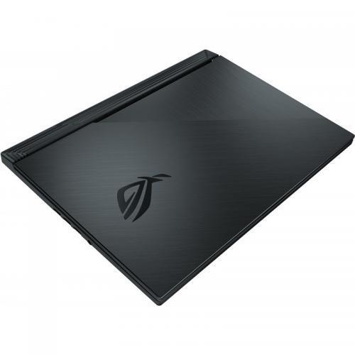 Laptop ASUS ROG G731GU-EV005, Intel Core i7-9750H, 17.3inch, RAM 8GB, SSD 512GB, nVidia GeForce GTX 1660 Ti 6GB, No OS, Black