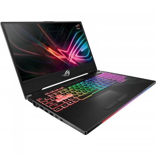 Laptop ASUS ROG GL504GS-ES056, Intel Core i7-8750H, 15.6inch, RAM 16GB, HDD 1TB + SSD 256GB, nVidia GeForce GTX 1070 8GB, No OS, Black