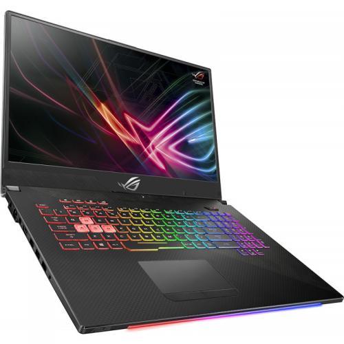 Laptop ASUS ROG GL704GV-EV009, Intel Core i7-8750H, 17.3inch, RAM 8GB, SSH 1TB + SSD 256GB, nVidia GeForce RTX 2060 6GB, No OS, Gun Metal