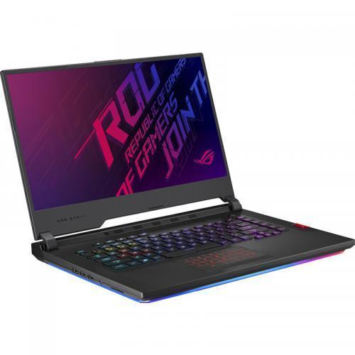 Laptop ASUS ROG Strix G G531GV-ES045T, Intel Core i7-9750H, 15.6inch, RAM 16GB, SSH 1TB + SSD 256GB, nVidia GeForce RTX 2060 6GB, Windows 10, Black