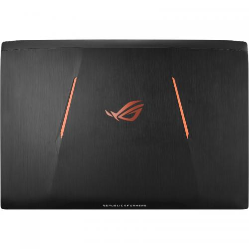 Laptop Asus ROG STRIX GL502VT-FY028D, Intel Core i7-6700HQ, 15.6inch, RAM 8GB, HDD 1TB, nVidia GeForce GTX 970M 6GB, Free Dos, Black