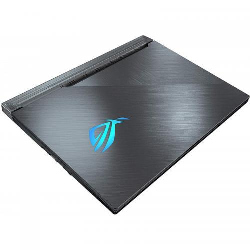 Laptop ASUS ROG Strix Hero III G531GW-AZ114, Intel Core i7-9750H, 15.6inch, RAM 16GB, SSD 512GB, nVidia GeForce RTX 2070 8GB, No OS, Black