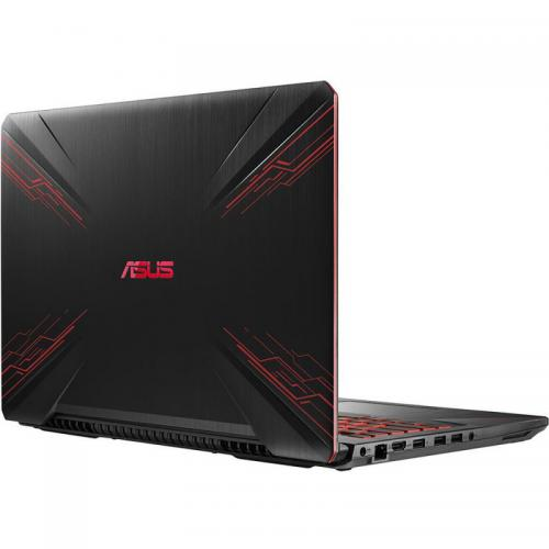 Laptop ASUS TUF FX504GM-E4057, Intel Core i5-8300H, 15.6inch, RAM 8GB, SSH 1TB, nVidia GeForce GTX 1060 6GB, No OS, Gun Metal