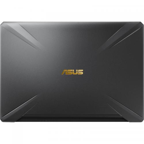 Laptop ASUS TUF FX705GE-EW084, Intel Core i7-8750H, 17.3inch, RAM 8GB, SSH 1TB, nVidia GeForce GTX 1050 Ti 4GB, No OS, Gun Metal