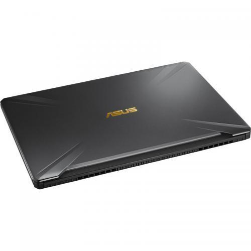 Laptop Asus TUF Gaming FX705GM-EW031, Intel Core i7-8750H, 17.3inch, RAM 8GB, SSH 1TB, nVidia Geforce GTX 1060 6GB, No OS, Gun Metal