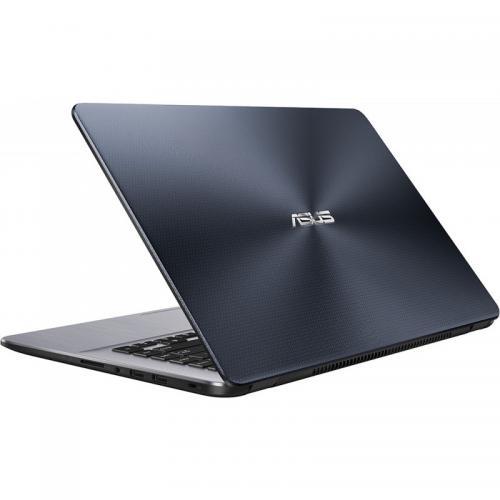 Laptop Asus VivoBook 15 X505ZA-BR328, AMD Ryzen 5 2500U, 15.6inch, RAM 4GB, SSD 256GB, AMD Radeon Vega 8, Endless OS, Grey
