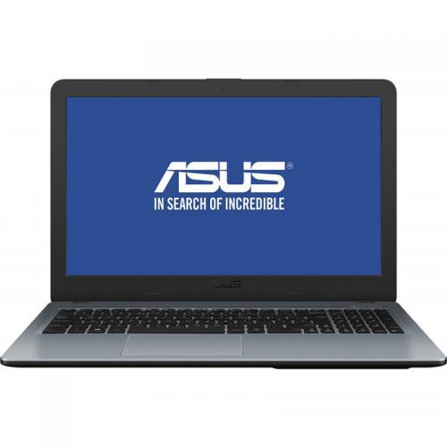 Laptop ASUS VivoBook 15 X540MA-GO358, Intel Celeron Dual-Core N4000, 15.6inch, RAM 4GB, HDD 500GB, Intel UHD Graphics 600, Endless OS, Silver
