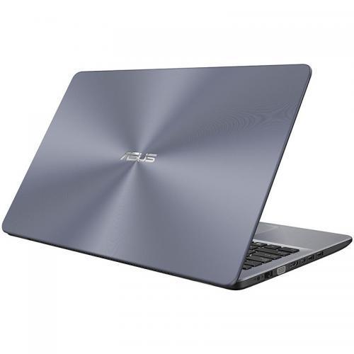 Laptop ASUS VivoBook 15 X542UA-DM444R, Intel Core i3-7100U, 15.6inch, RAM 4GB, HDD 500GB, Intel HD Graphics 620, Windows 10 Pro, Dark Grey - Resigilat