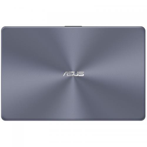 Laptop ASUS VivoBook 15 X542UF-DM001, Intel Core i5-8250U, 15.6inch, RAM 8GB, HDD 1TB, nVidia GeForce MX130 2GB, Endless OS, Dark Grey