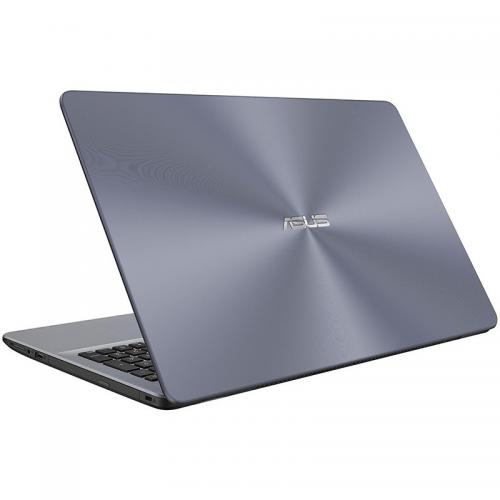 Laptop ASUS VivoBook 15 X542UF-DM143, Intel Core i5-8250U, 15.6inch, RAM 8GB, SSD 256GB, nVidia GeForce MX130 2GB, Endless OS, Dark Grey