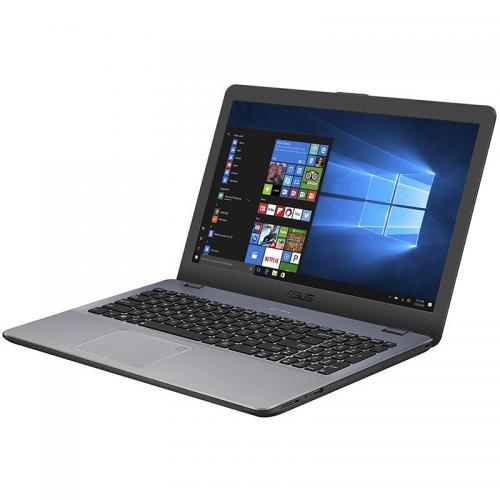 Laptop ASUS VivoBook Max F542UN-DM127, Intel Core i5-8250U, 15.6inch, RAM 8GB, SSD 256GB, nVidia GeForce MX150 4GB, Endless OS, Dark Grey