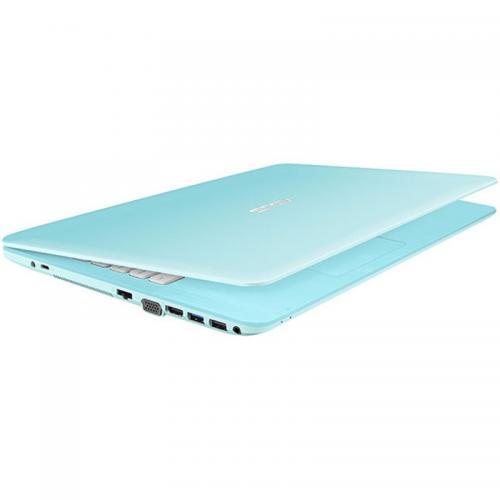 Laptop Asus VivoBook X541UA-GO1265D, Intel Core i3-6006U, 15.6inch, RAM 4GB, HDD 500GB, Intel HD Graphics 520, Free Dos, Aqua Blue