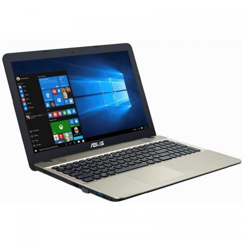 Laptop ASUS VivoBook X541UA-GO1376, Intel Core i3-7100U, 15.6inch, RAM 4GB, HDD 500GB, Intel HD Graphics 620, Endless OS, Chocolate Black
