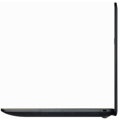 Laptop ASUS VivoBook X541UA-GO1376, Intel Core i3-7100U, 15.6inch, RAM 4GB, HDD 500GB, Intel HD Graphics 620, Endless OS, Chocolate Black