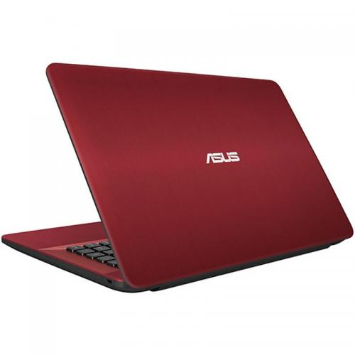 Laptop ASUS VivoBook X541UA-GO1709, Intel Core i3-7100U,15.6inch, RAM 4GB, HDD 500GB, Intel HD Graphics 620, Endless OS, Red