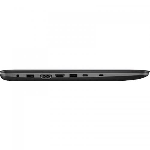 Laptop Asus Vivobook X556UQ-DM480D, Intel Core i7-7500U, 15.6inch, RAM 8GB, HDD 1TB, nVidia GeForce 940MX 2GB, Free Dos, Dark Brown