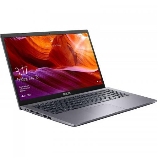 Laptop Asus X509FA-EJ078, Intel Core i5-8265U, 15.6inch, RAM 8GB, SSD 512GB, Intel UHD Graphics 620, No OS, Slate Grey