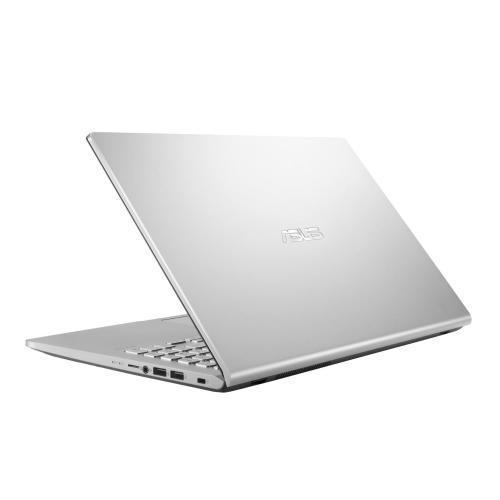 Laptop ASUS X509FB-EJ120R, Intel Core i5-8265U, 15.6inch, RAM 8GB, SSD 512GB, nVidia GeForce MX110 2GB, Windows 10 Pro, Transparent Silver