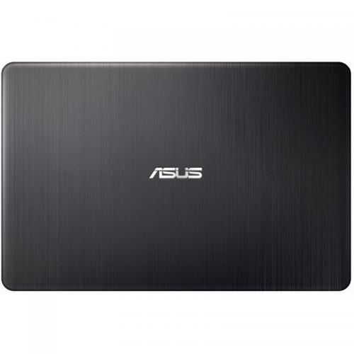 Laptop Asus X541NA-GO008, Intel Celeron Dual Core N3350, 15.6inch, RAM 4GB, HDD 500GB, Intel HD Graphics 500, Endless OS, Chocolate Black