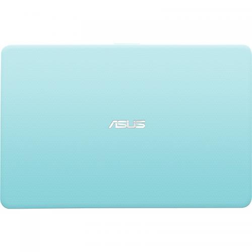 Laptop ASUS X541NA-GO011, Intel Celeron Dual Core N3350, 15.6inch, RAM 4GB, HDD 500GB, Intel HD Graphics 500, Endless OS, Aqua Blue
