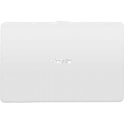 Laptop Asus X541NA-GO120T, Intel Celeron Dual Core N3350, 15.6inch, RAM 4GB, HDD 500GB, Intel HD Graphics 500, Windows 10, White