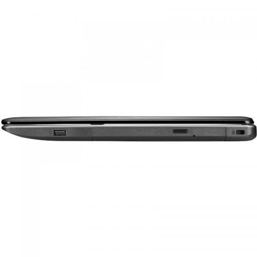Laptop Asus X550VX-XX289D, Intel Core i7-6700HQ, 15.6inch, RAM 8GB, HDD 1TB, nVidia GeForce GTX 950M 2GB, Free Dos, Dark Grey