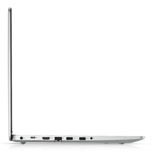 Laptop Dell Inspiron 5593, Intel Core i5-1035G1, 15.6inch, RAM 4GB, SSD 256GB, Intel UHD Graphics, Windows 10, Platinum Silver