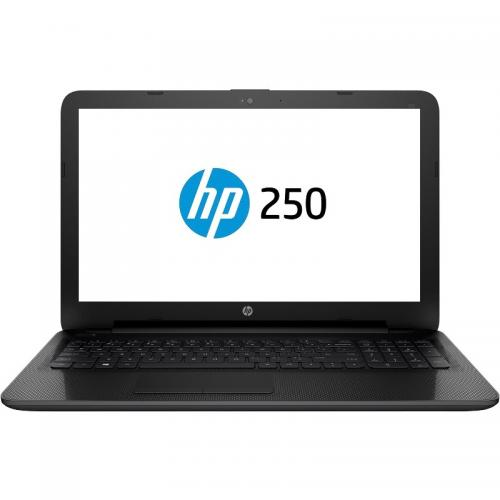 Laptop HP 250 G5, Intel Pentium Quad Core N3710, 15.6inch, RAM 4GB, HDD 1TB, Intel HD Graphics 405, Free Dos, Dark Ash